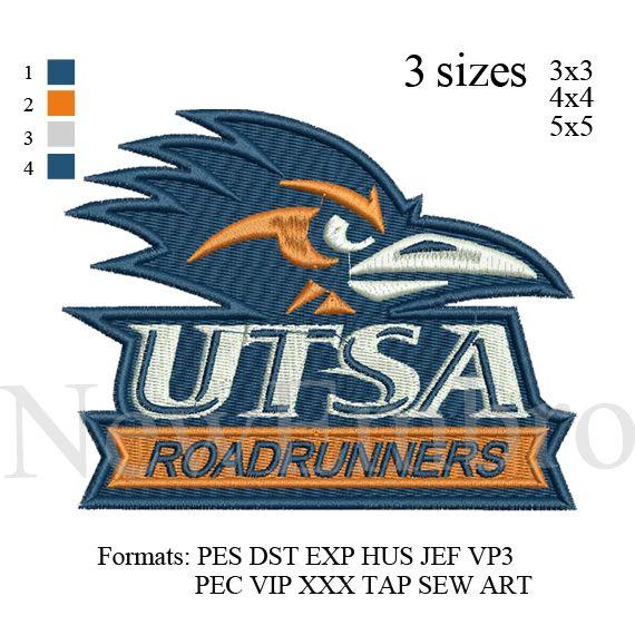 Texas San Antonio Roadrunners Utsa Logo Texas San Antonio