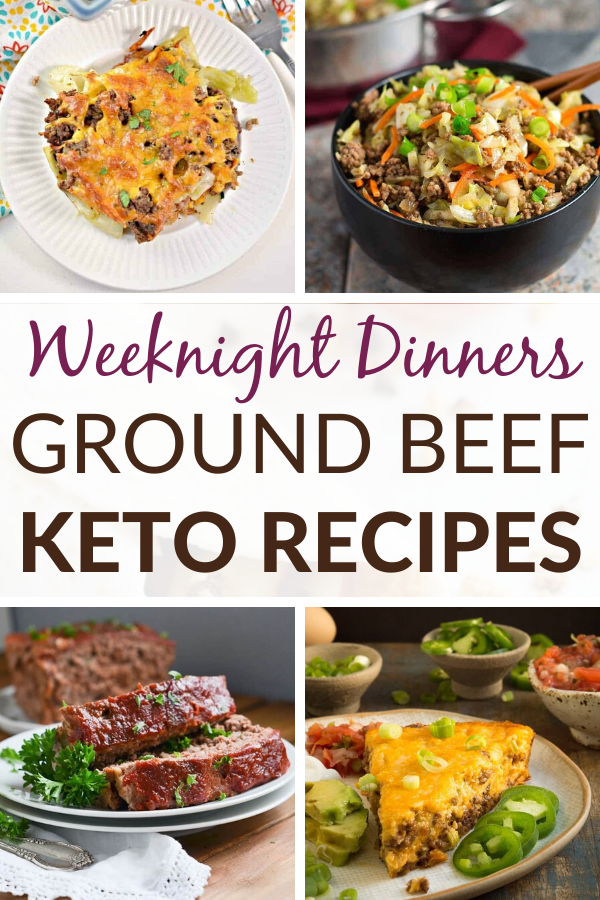 15 Easy Keto Ground Beef Recipes Pinterest Worthy Low Carb Recipes In 2020 Beef Recipes Ground Beef Recipes Ground Beef Keto Recipes