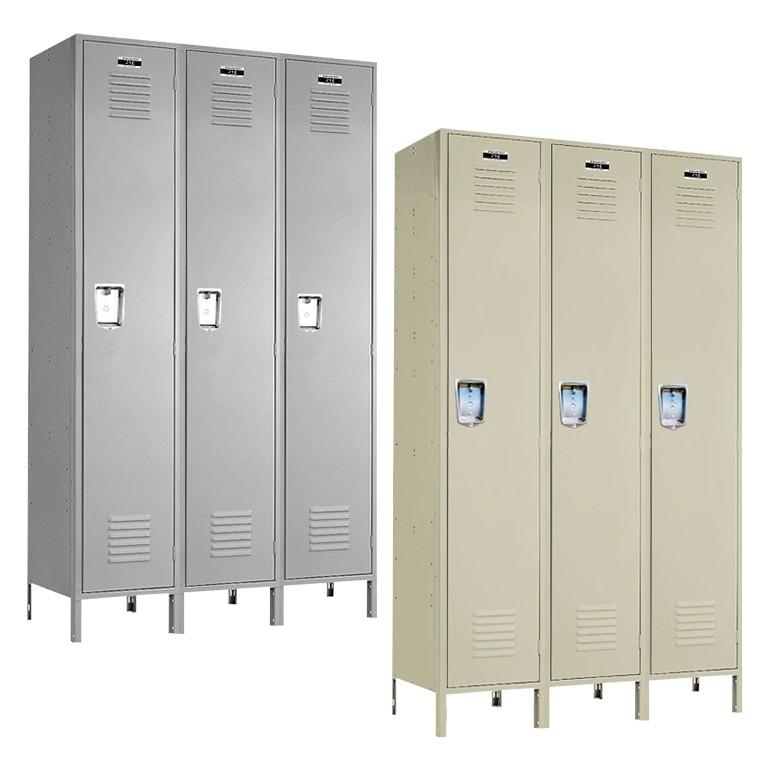Single Tier Metal Lockers For Sale In 2020 Metal Lockers Lockers For Sale Lockers