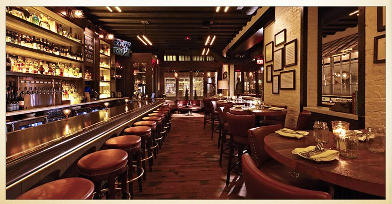The Pearl Restaurant Tavern Oyster Room Short North Arts
