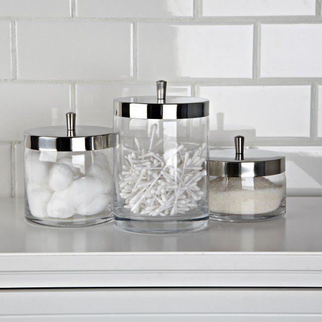 Bathroom Canister Set