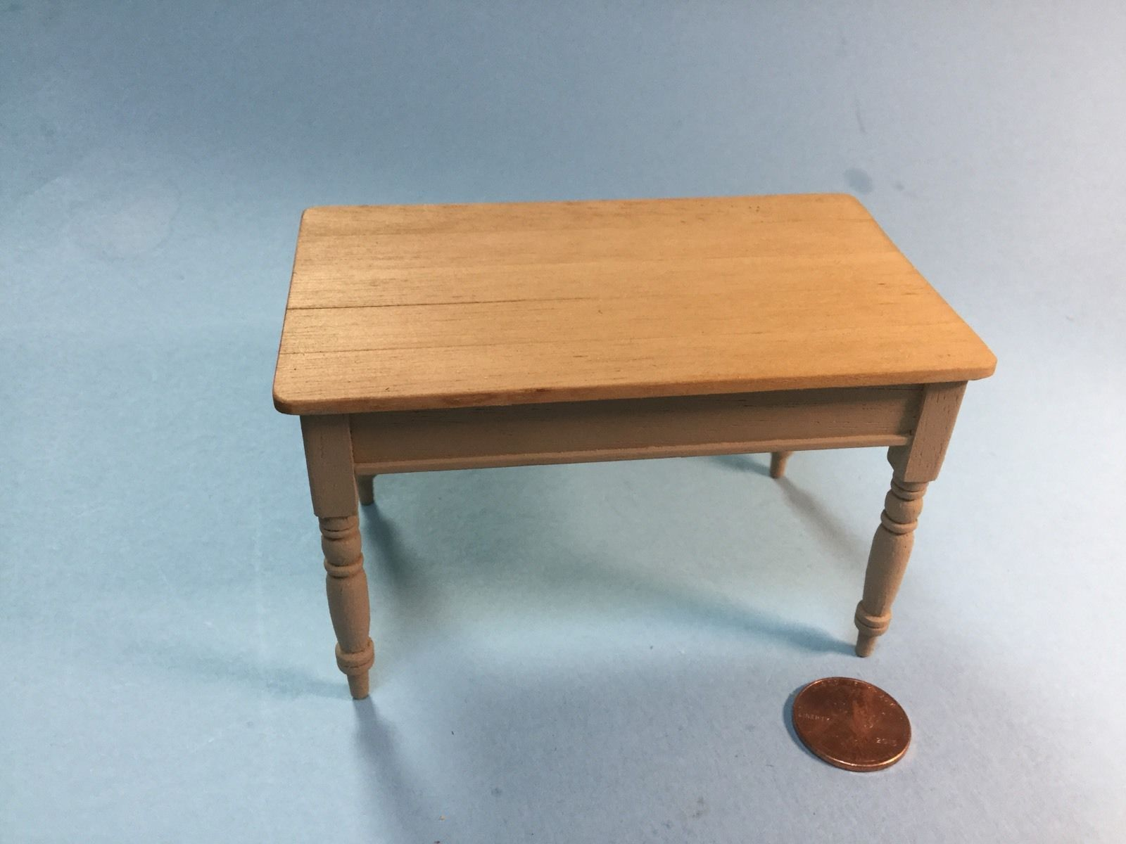 Kitchen Table With Drawer By Jane Newman / England - Signed ...