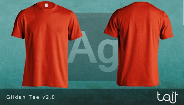 Download 15 Free Psd Templates To Mockup Your T Shirt Designs Kaos