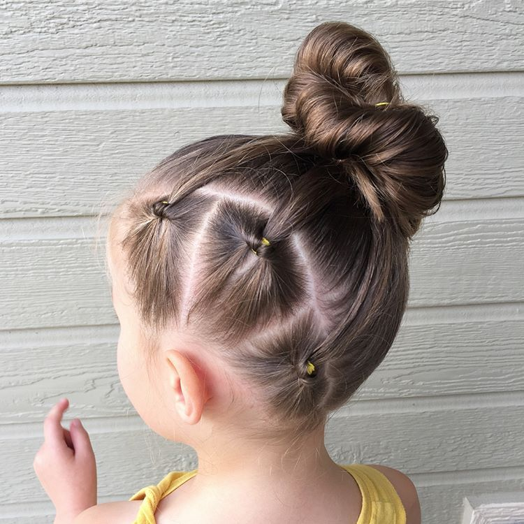 12++ Topsy tail hairstyles for toddlers inspirations