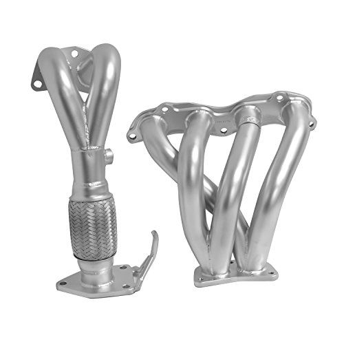 Dc Sports Ahc6016 Acura Tsx 4 2 1 Header With Ceramic Coating 2 Piece Silver Car Coating Honda Accord Folding Electric Bike