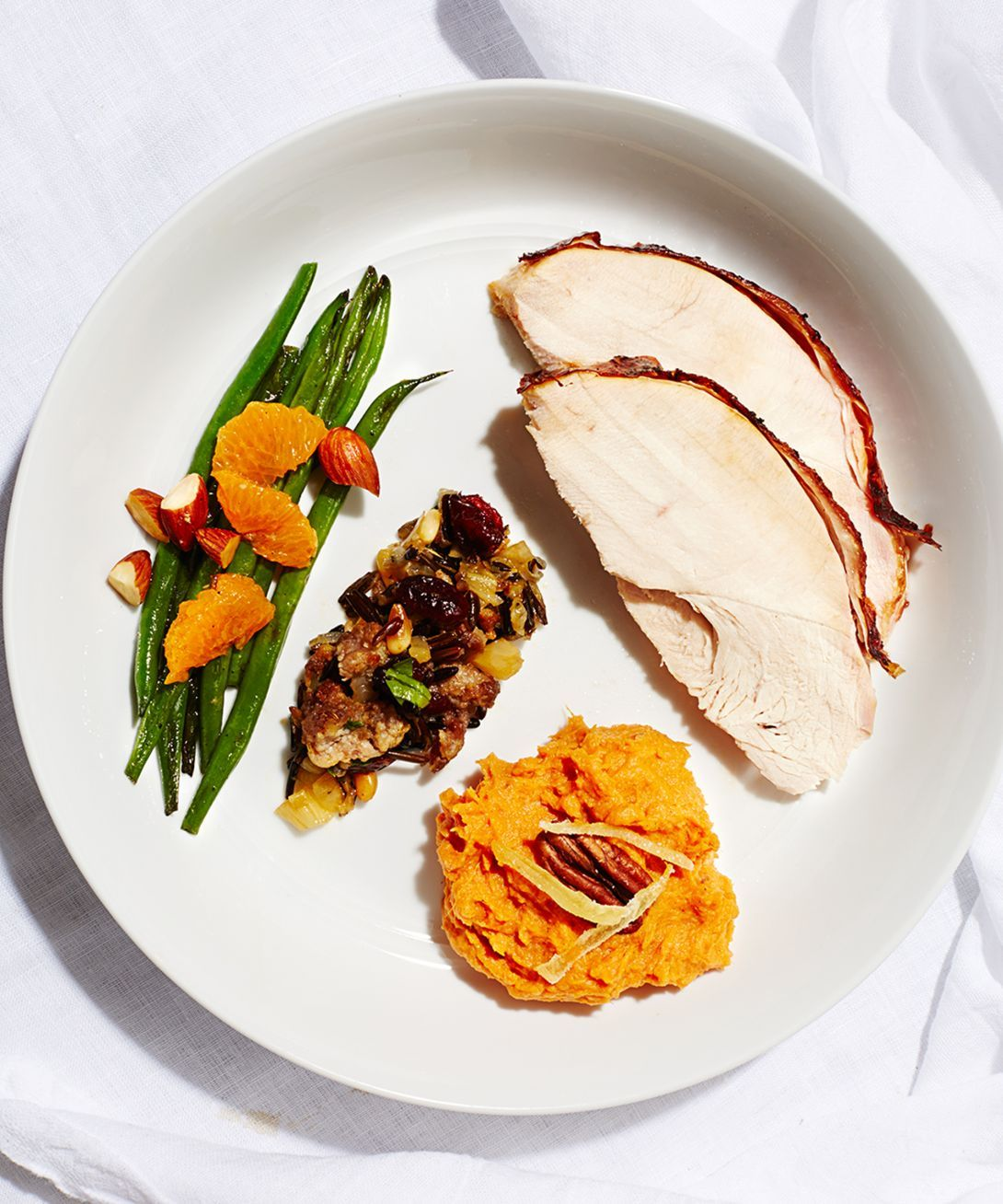 Thanksgiving Holiday Food Eating Guide Stress Tips