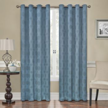 eclipse Tatum Thermaweave Grommet Blackout Curtain