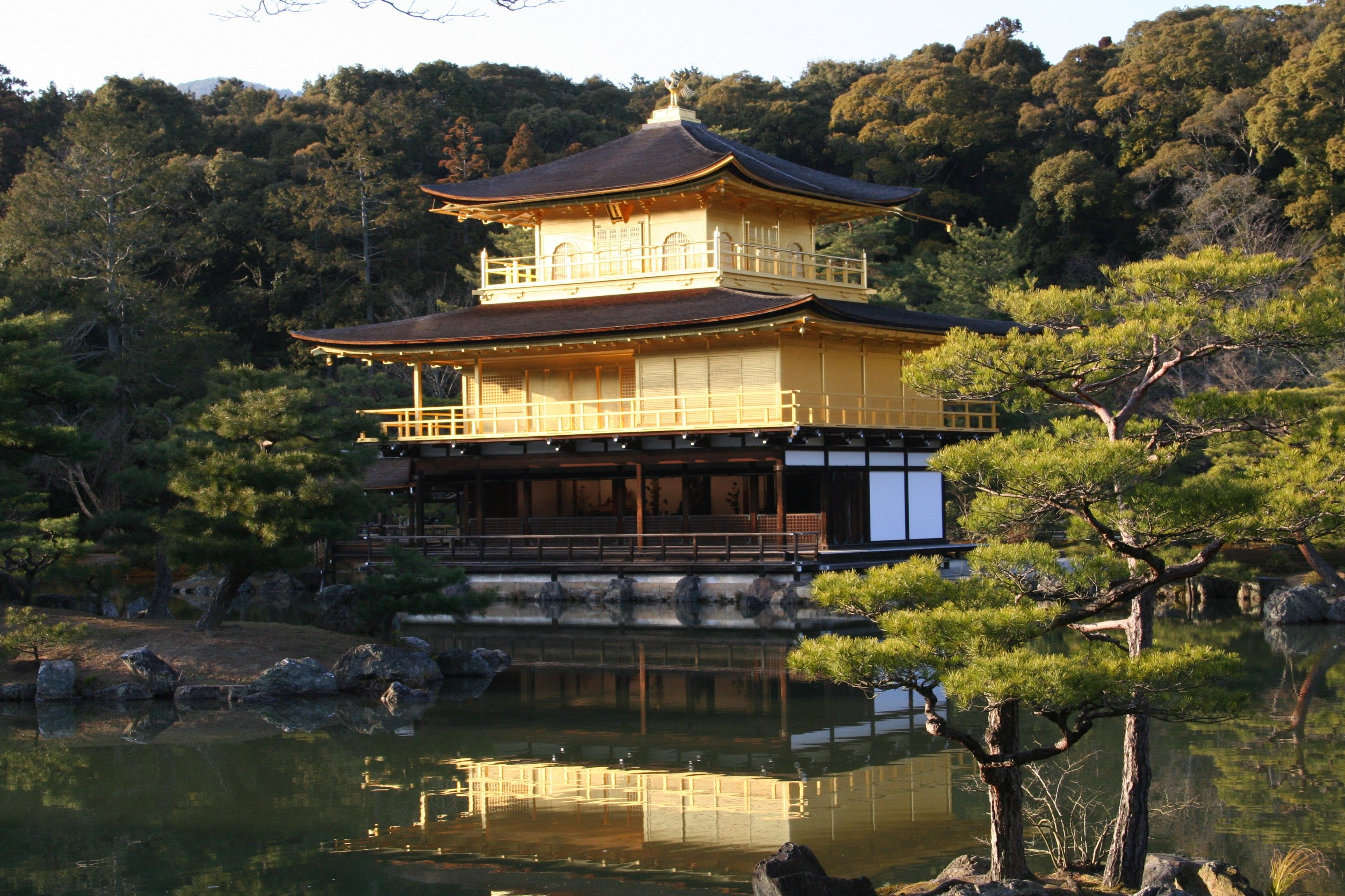pin kinkakuji temple kyoto - photo #15