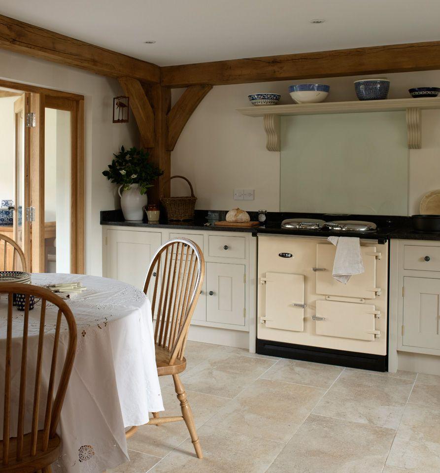 Farmhouse - Border Oak - oak framed houses, oak framed garages and ...