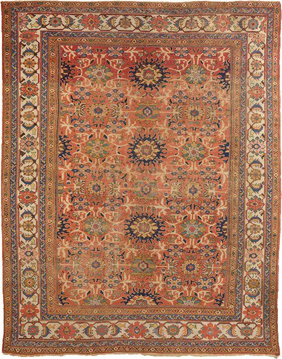 North West Persia C1890 3 55m X 2 83