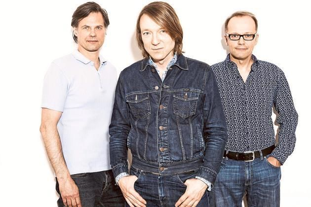 """Interview mit Blumfeld : """"Geile Songs, geile Stimmung"""""""