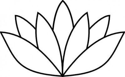 egyptian lotus flower | flower lotus template | Quilts | Pinterest ...