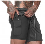 Don't worry about buying both tights and shorts, try these 2 in 1 running shorts!  #running #tights...