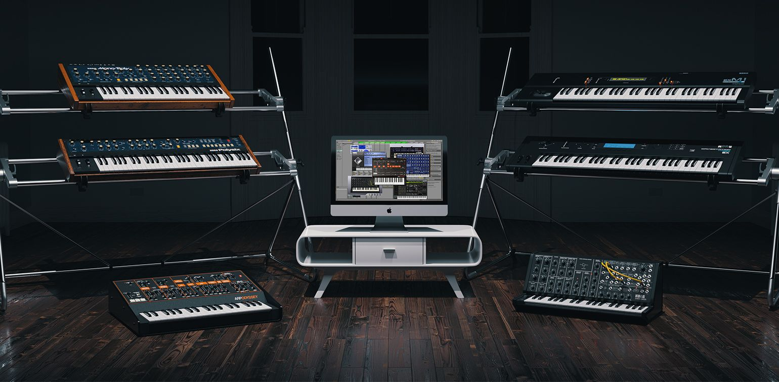 korg collection for mac win software instruments korg. Black Bedroom Furniture Sets. Home Design Ideas