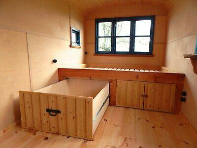 Ferienwohnung Bauwagen Zirkuswagen Atelier Büro Hausboot Wohnwagen