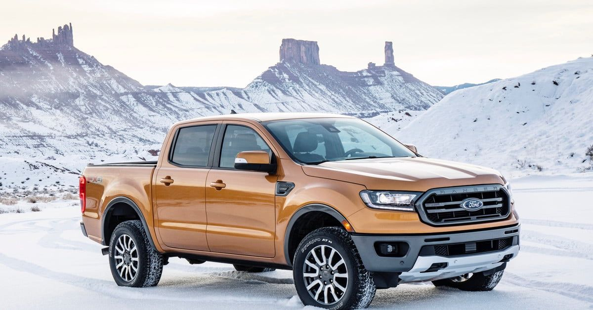 2019 Ford Ranger Online Configurator Launched Pricing Revealed