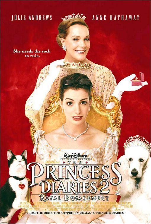 Princesa Por Sorpresa 2 Es Una Clasica Pelicula Romantica Que Trata Sobre La Vida De U Princesa Por Sorpresa Princesa Por Sorpresa 2 El Diario De La Princesa 2