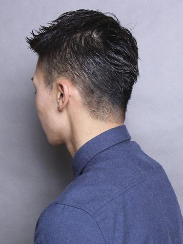 オールバック メンズ髪型 10選 大人の男が取り入れたいヘアスタイルを