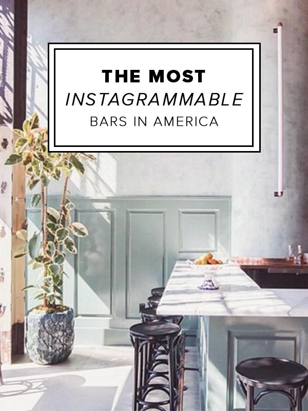 The Best Design Savvy Bars On Insta Stylish Bar Ideas