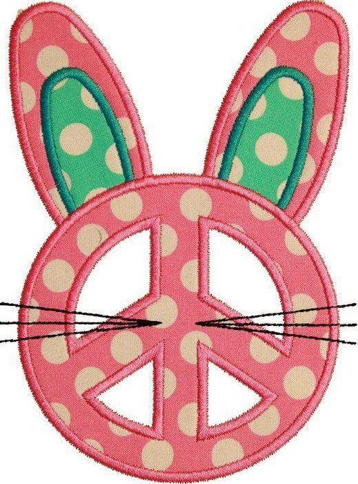Bunny Peace Sign Via Hippie Peace Freaks On Facebook My Inner