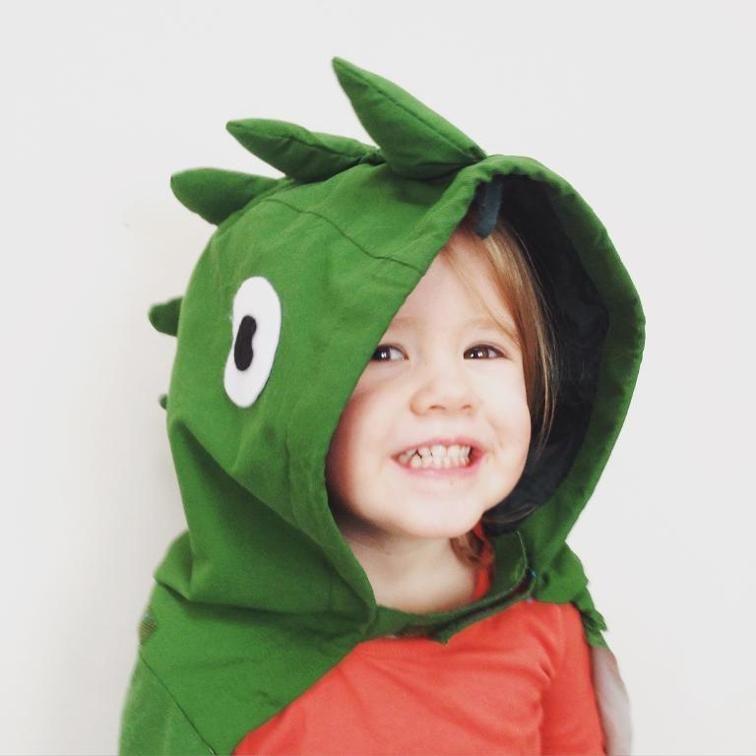 Freebook Dino - Cape | Kostüme basteln & nähen | Pinterest ...