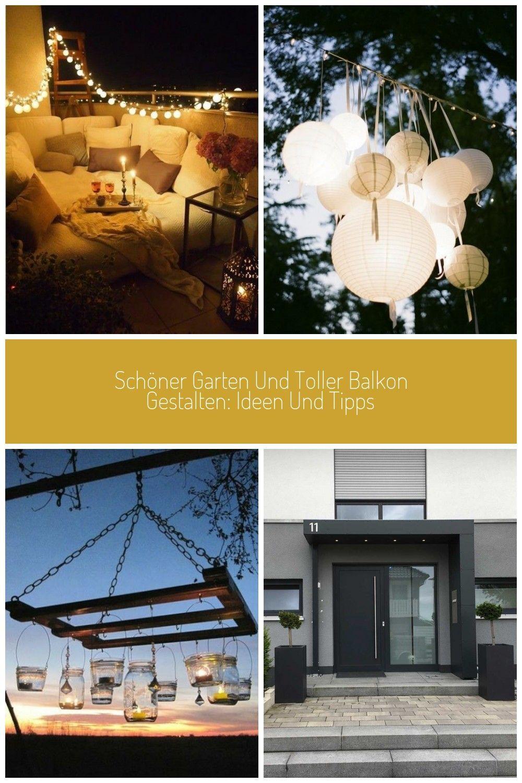 Schoner Garten Balkon Beleuchtung Garten Beleuchtung Schoner Garten Und Tolle Balkon Beleuchtung Balkon Gestalten Beleuchtung Garten