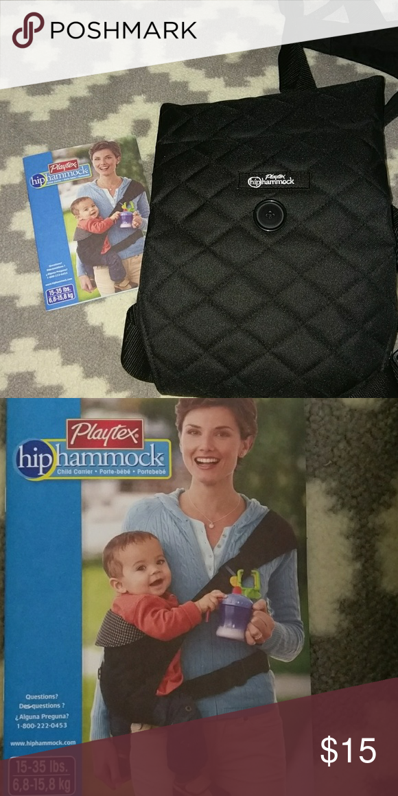 playtex   baby hip hammock playtex brand baby hip hammock in black  new in playtex   baby hip hammock carrier   babies clothes and babies  rh   za pinterest