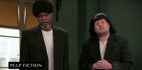 Jajaja. Samuel L. Jackson reinterpreta sus papeles más famosos...