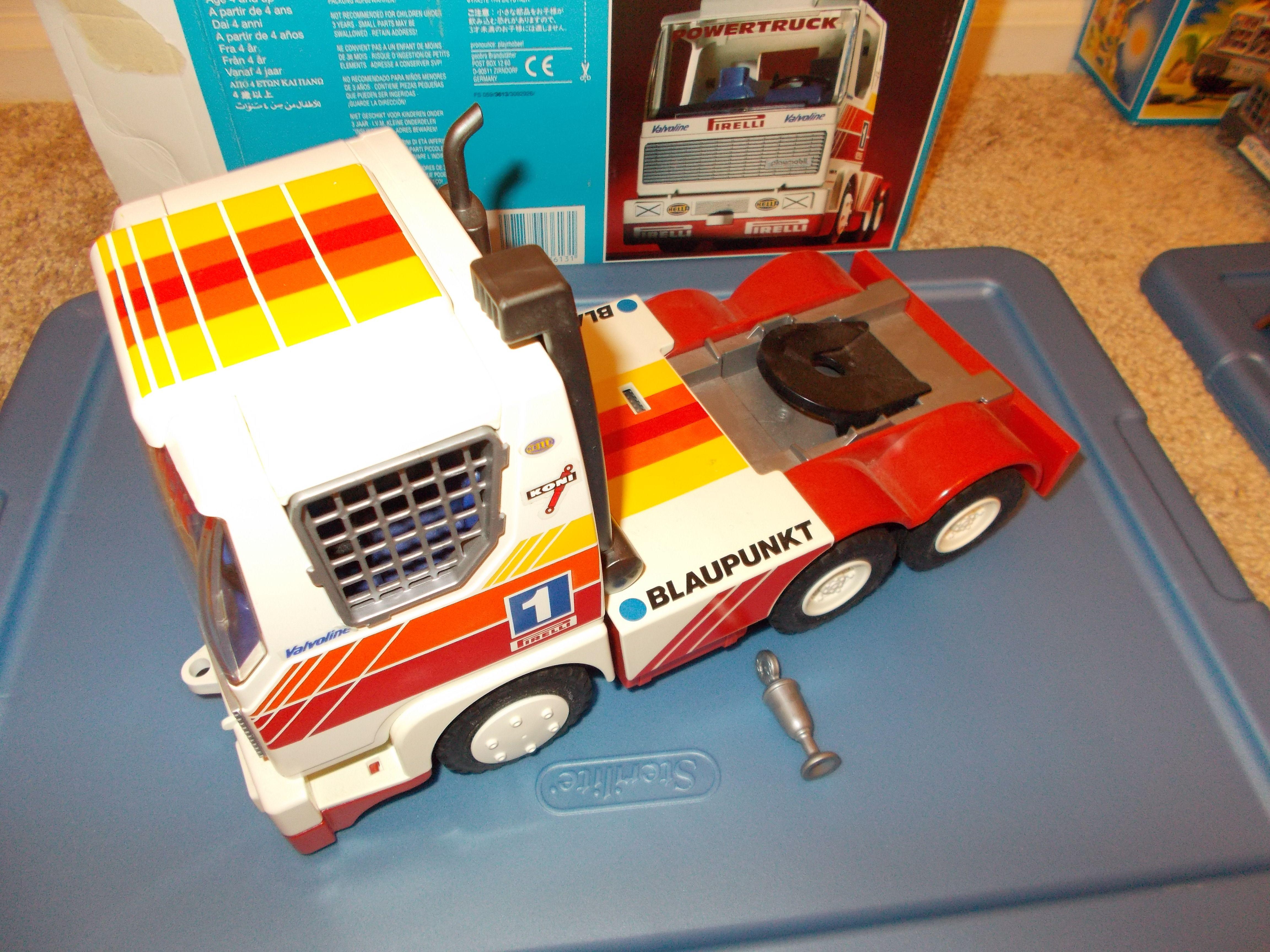 3613 Truck Toy car, Toys, Playmobil
