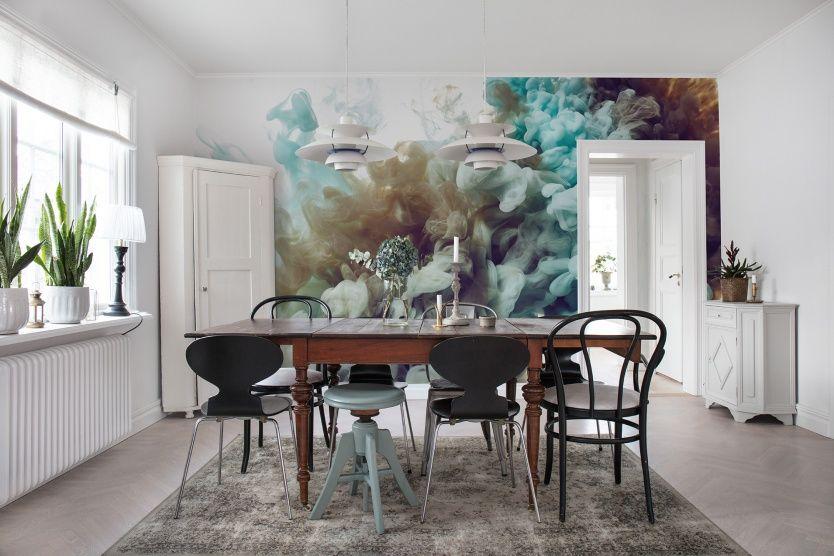 Stunning Fotobehang Woonkamer Images - Interior Design Ideas ...