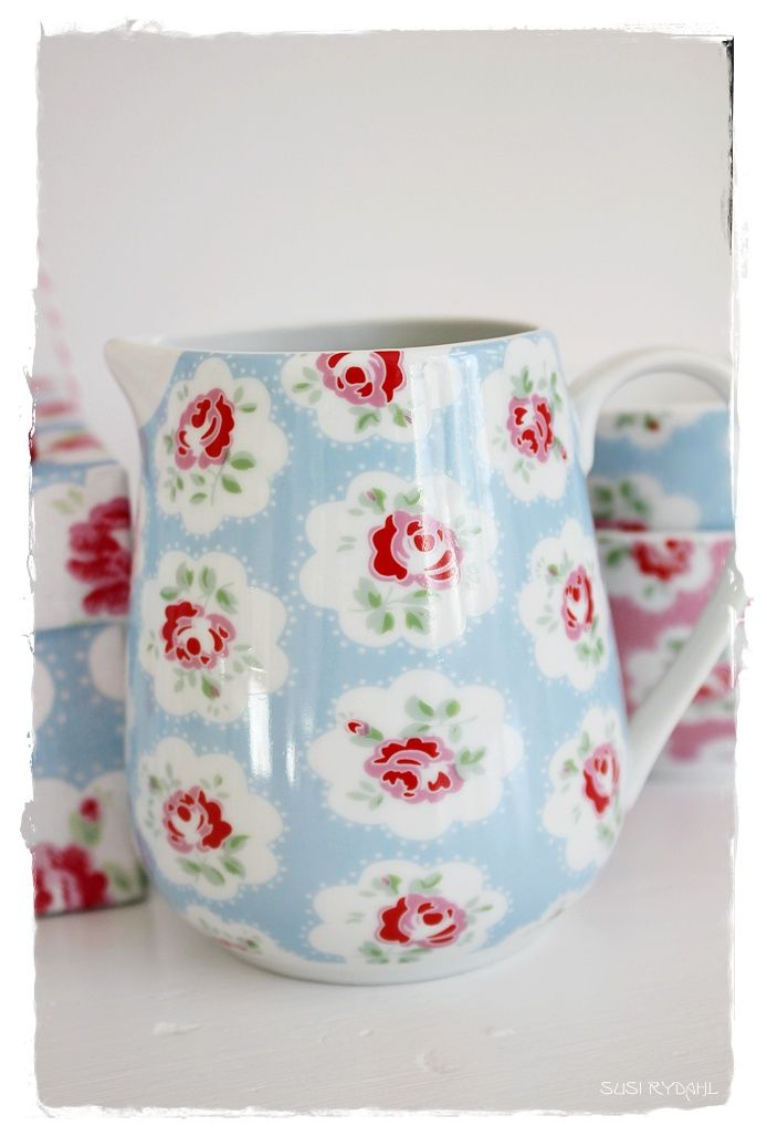 WELCOME TO INTERIOR WITH COLORS : Cath Kidston
