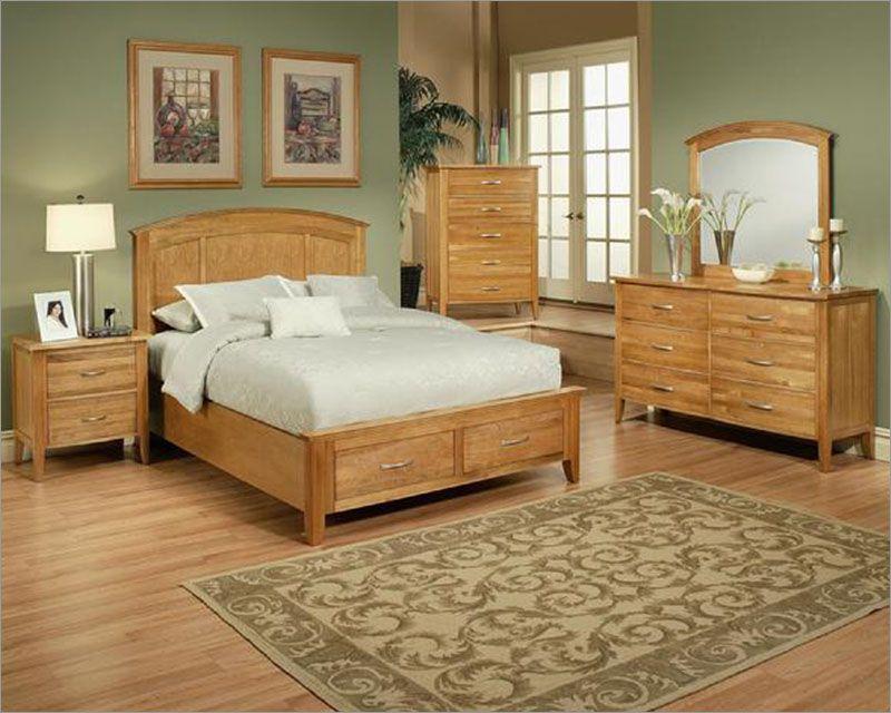 Oak Bedroom Set   Image Result For Light Oak Bedroom Master Bedroom Pinterest
