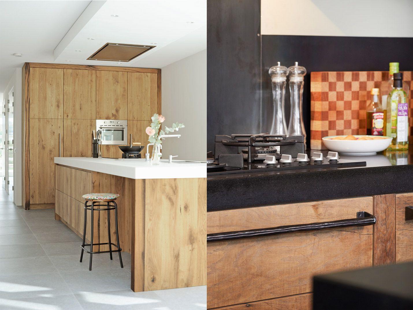 Eiken keukens keuken