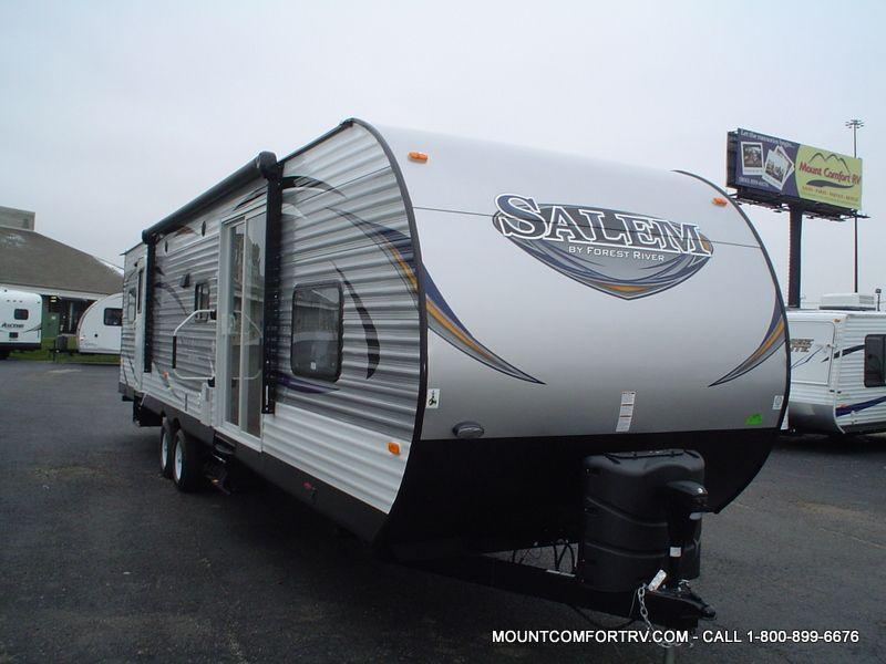 2015 Forest River Salem Stock 8891 Mount Comfort RV