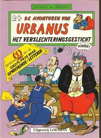 Urbanus ~ Het verslechteringsgesticht  #24