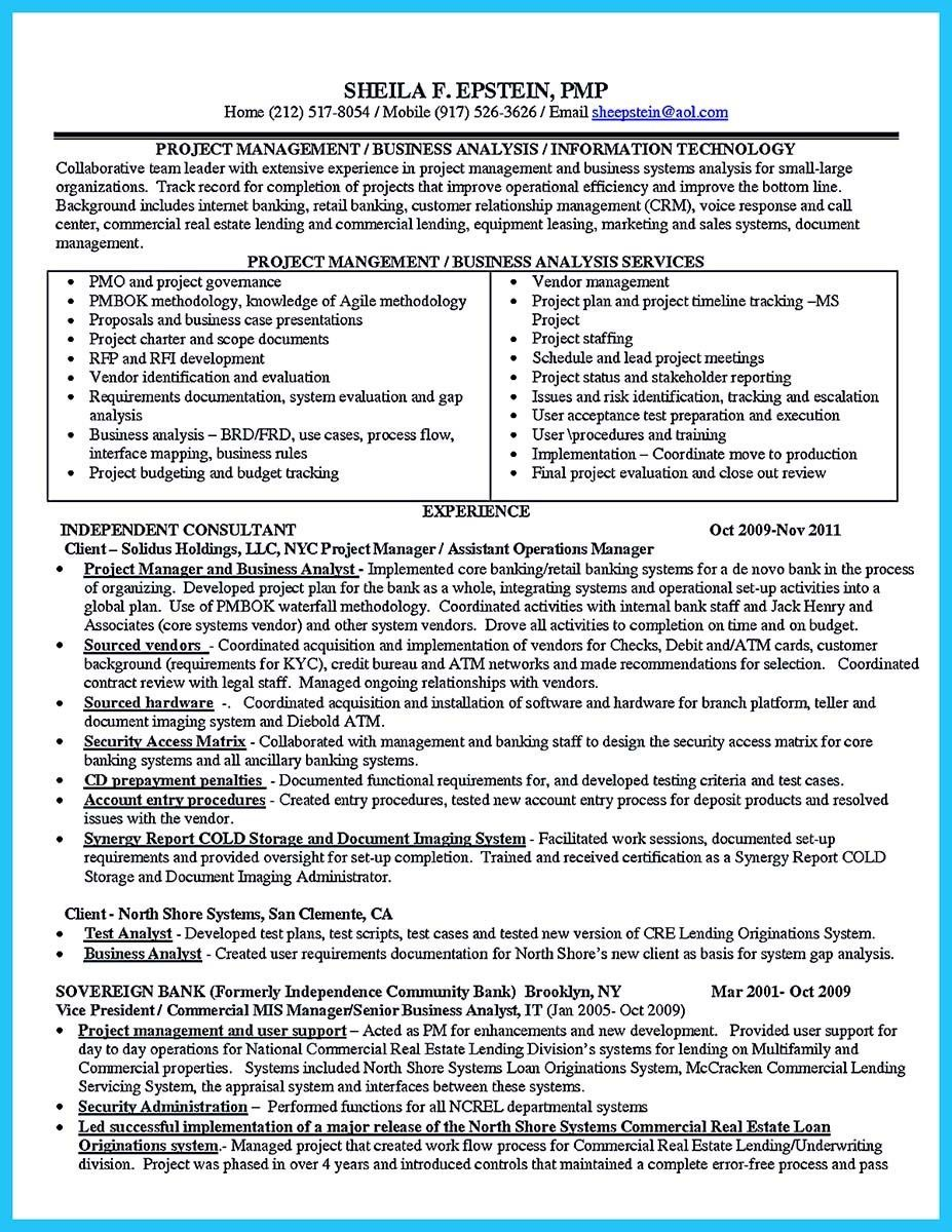 Business Analyst Sample Resume Distinctive Documents An Example Resume Professionally Written For B Business Analyst Resume Business Resume Business Analyst