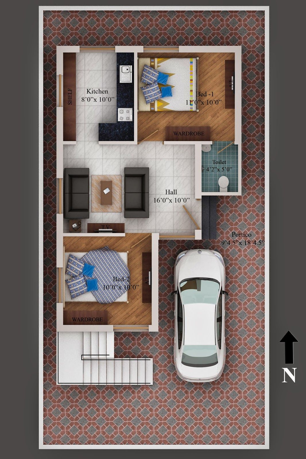 Real Value House Near Singanallur And Ondipudur Real Value Land Promoters And Builders In Coimbatore 20x30 House Plans 20x40 House Plans Indian House Plans