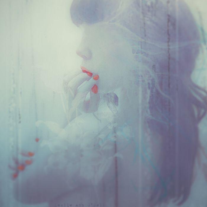 Портреты с ноткой мистики. Автор: фото-иллюстратор Лесли Энн О'Делл (Leslie Ann O'Dell).