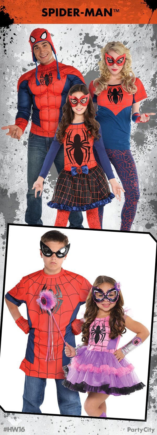 Rule Halloween and dress to thrill with Spider-Man costumes from ...