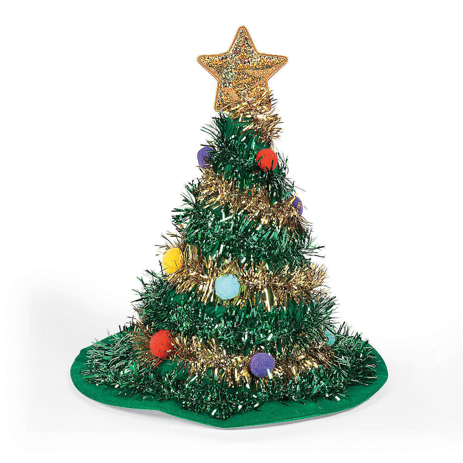 Christmas Tree Hat   Christmas tree hat, Christmas tree and Project ...
