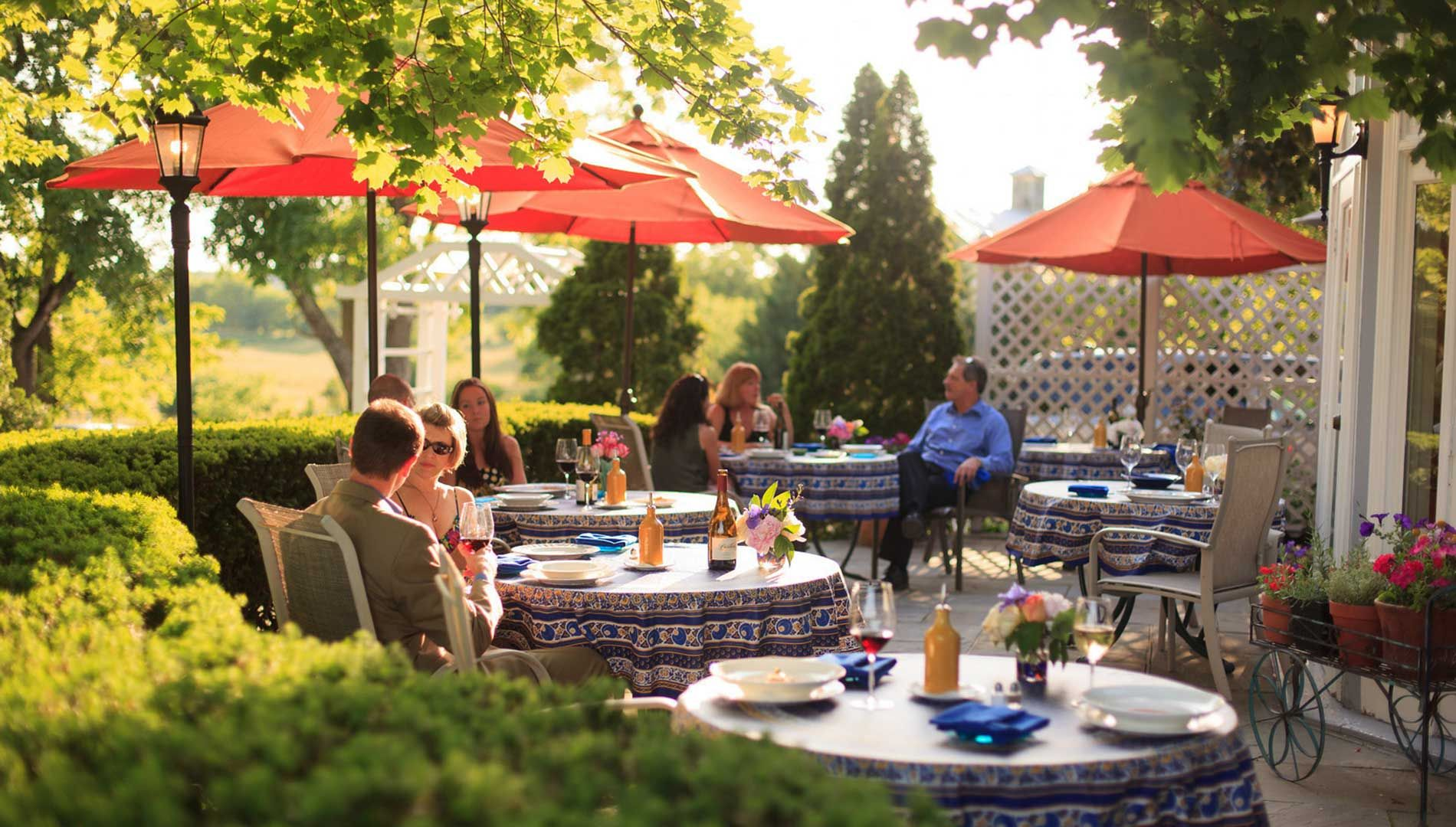 Northern Virginia Restaurants Award Winning La Table