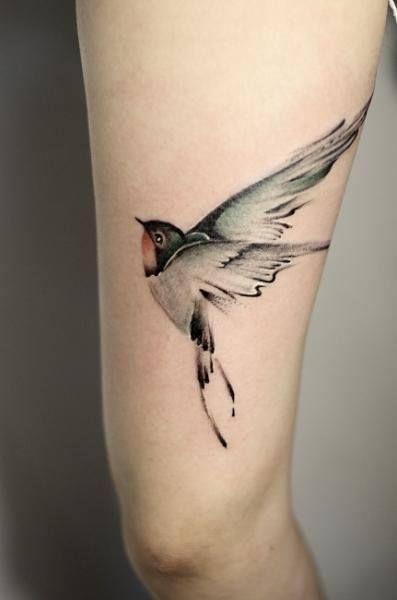 Tatouage par GZ Tattoo