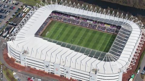 Swansea City Set To Revisit Liberty Stadium Expansion Plans