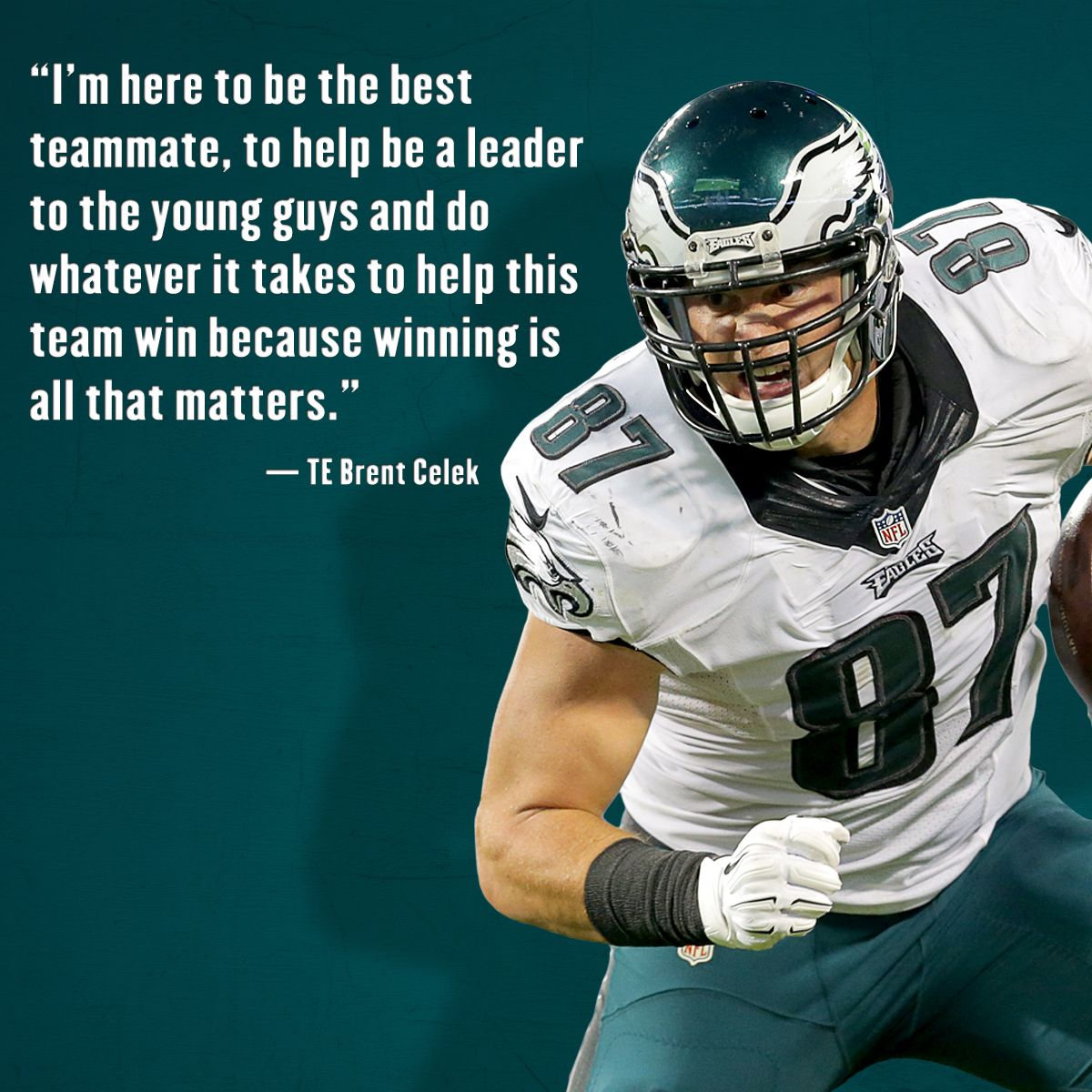 Motivational Quotes For Sports Teams: Best 25+ Brent Celek Ideas On Pinterest