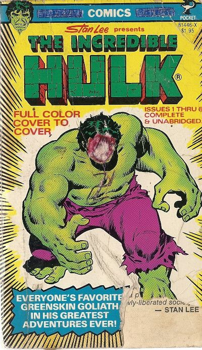 Stan Lee Presents The Incredible Hulk