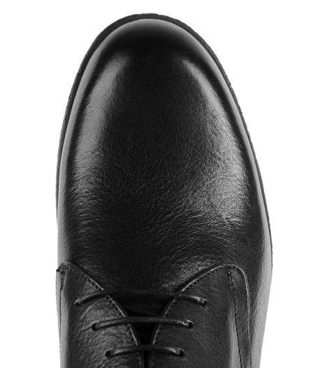 ERMENEGILDO ZEGNA:Chaussures à lacet Fermeture avec lacets Semelle en caoutc(-)44701926XK