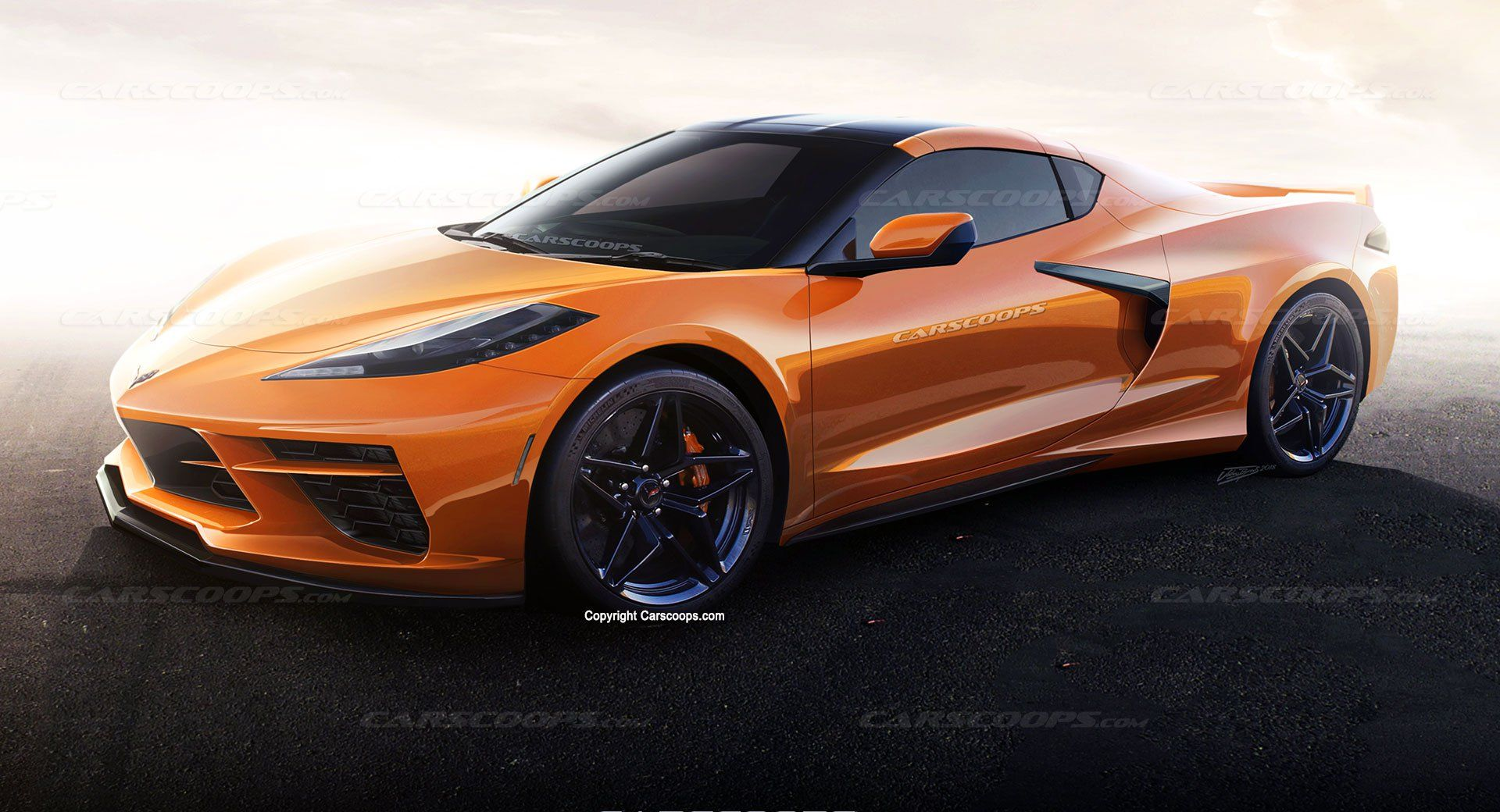2020 Corvette C8 This Is What It'll Look Like, And What