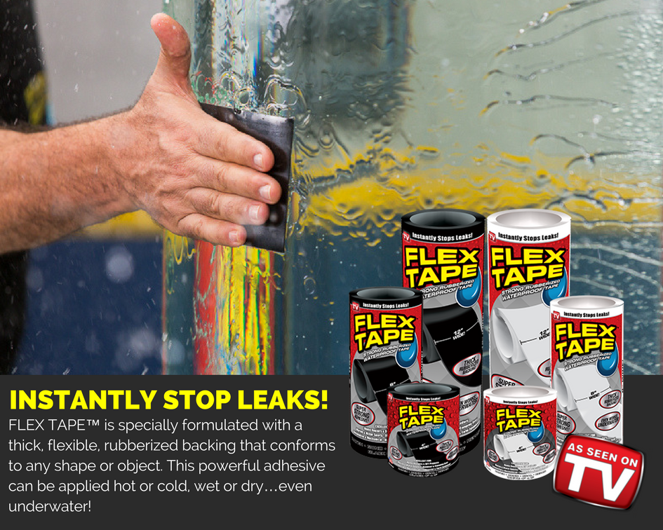 Flex Tape Flex Seal Family Of Products Official Site Tactical Gear Storage Flex Waterproof Tape