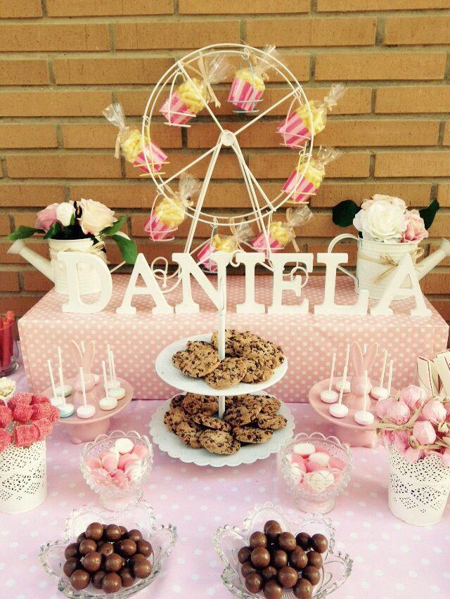 Mesa cuches valencia hallowen para ni as pinterest - Mesas dulces para ninas ...