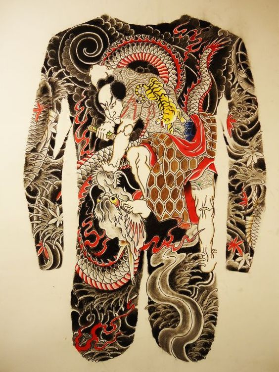 Bodysuit Designs Photo Woodburning Traditional border=